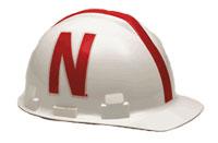 Nebraska Cornhuskers Hard Hat