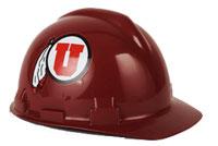 Utah Utes Hard Hat