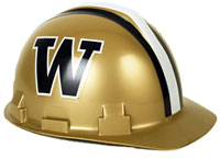 Washington Huskies Hard Hat
