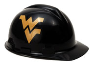 West Virginia Mountaineers Hard Hat