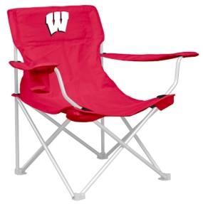 Wisconsin Badgers Tailgating Chair