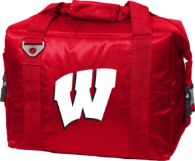 Wisconsin Badgers 12 Pack Cooler
