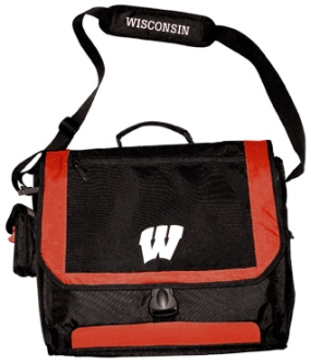 Wisconsin Badgers Commuter Bag