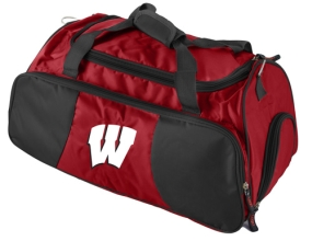 Wisconsin Badgers Gym Bag