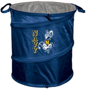 Navy Midshipmen Trash Can Cooler