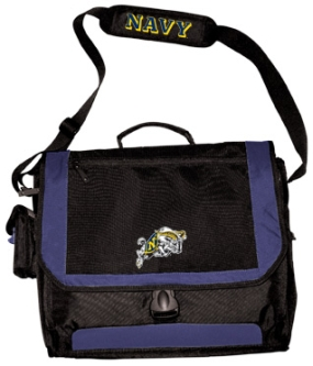 Navy Midshipmen Commuter Bag