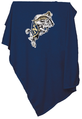 Navy Midshipmen Sweatshirt Blanket