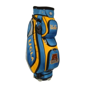 UCLA Bruins Letterman's Club II Cooler Cart Golf Bag