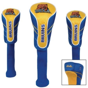 UCLA Bruins Nylon Golf Headcovers