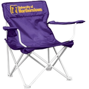 Northern Iowa Panthers Tailgating Chair