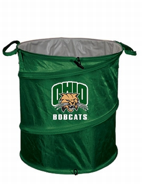 Ohio Bobcats Trash Can Cooler