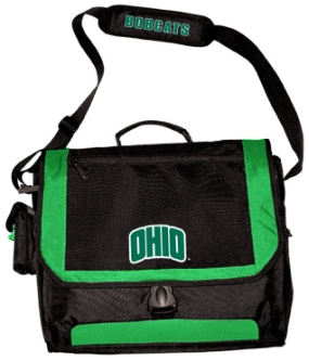 Ohio Bobcats Commuter Bag