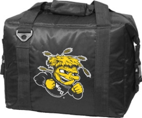 Wichita State Shockers 12 Pack Cooler