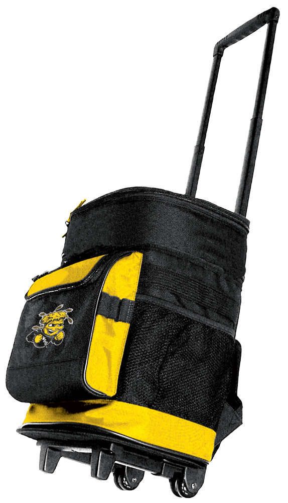 Wichita State Shockers Rolling Cooler