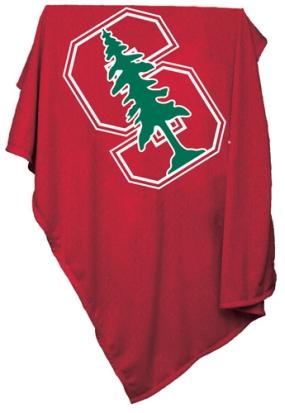 Stanford Cardinal Sweatshirt Blanket