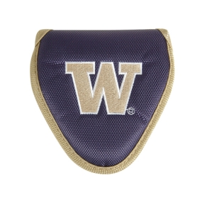 Washington Huskies Mallet Putter Cover