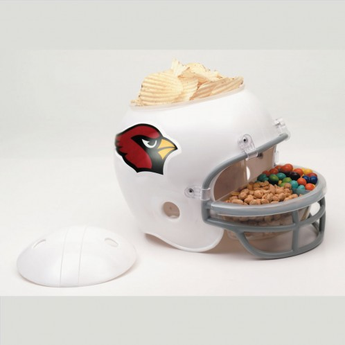 Arizona Cardinals Snack Helmet