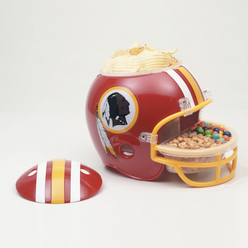 Washington Redskins Snack Helmet