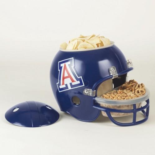 Arizona Wildcats Snack Helmet