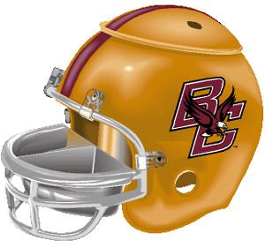 Boston College Snack Helmet