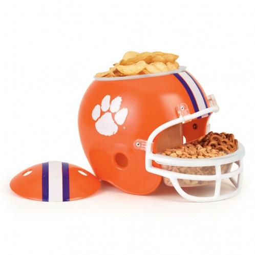 Clemson Tigers Snack Helmet