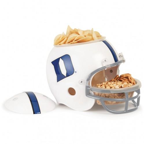 Duke Blue Devils Snack Helmet