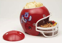 Fresno State Bulldogs Snack Helmet