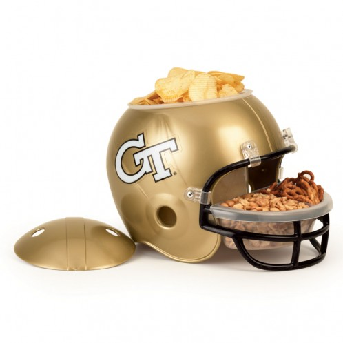 Georgia Tech Yellow Jackets Snack Helmet