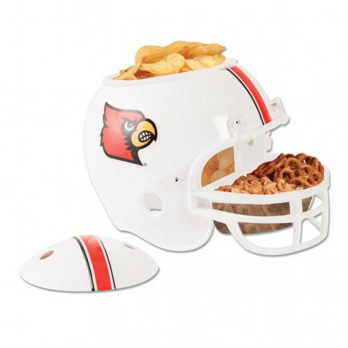 Louisville Cardinals Snack Helmet