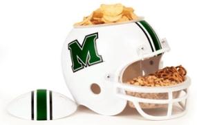 Marshall Thundering Herd Snack Helmet