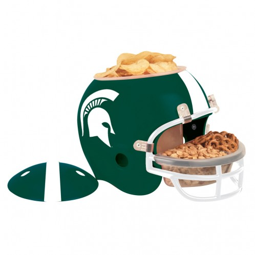 Michigan State Spartans Snack Helmet