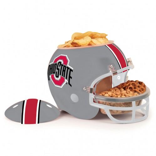 Ohio State Buckeyes Snack Helmet