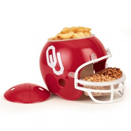 Oklahoma Sooners Snack Helmet
