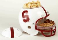Stanford Cardinal Snack Helmet