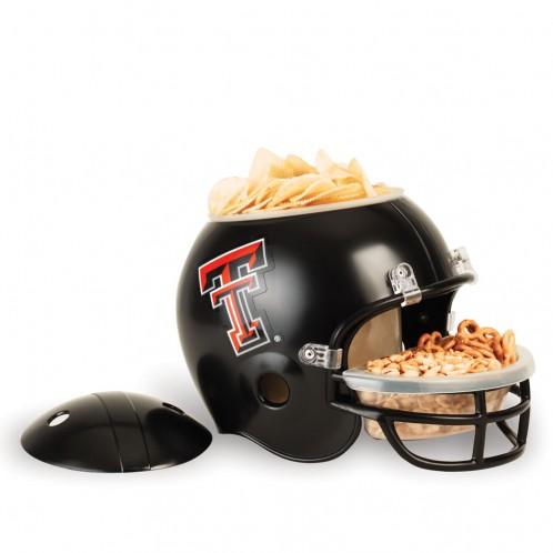 Texas Tech Red Raiders Snack Helmet