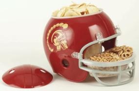 USC Trojans Snack Helmet