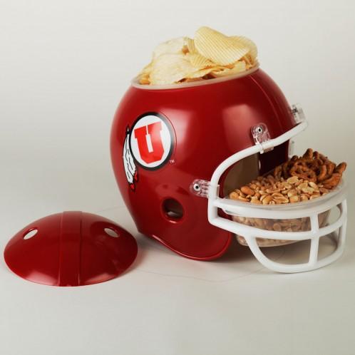 Utah Utes Snack Helmet