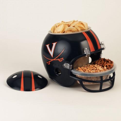 Virginia Cavaliers Snack Helmet