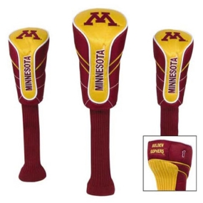 Minnesota Golden Gophers Nylon Golf Headcovers