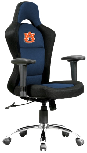 Auburn Tigers Sports Bucket Seat Office Chair