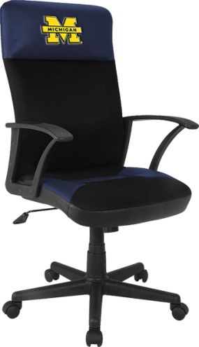 Michigan Wolverines Varsity Office Chair
