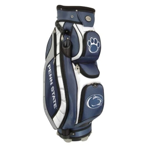 Penn State Nittany Lions Letterman's Club II Cooler Cart Golf Bag