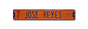 7 JOSE REYES DR Street Sign