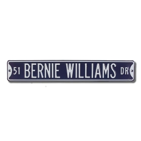 51 BERNIE WILLIAMS DR Street Sign
