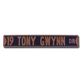 19 TONY GWYNN DR Street Sign