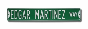 11 EDGAR MARTINEZ WAY Street Sign