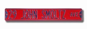 29 JOHN SMOLTZ AVE Street Sign
