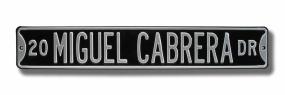 20 MIGUEL CABRERA DR Street Sign