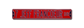 7 JEFF FRANCOEUR DR Street Sign