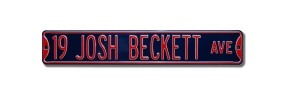 19 JOSH BECKETT DR Street Sign